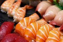 Sushi/ sashimi / by xdragon
