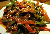 Chinese/asian cuisine / by xdragon