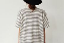 striped / stripes, nautical oder maritime looks, fashion, styling