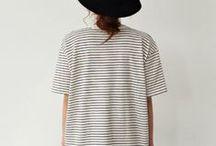 striped / stripes, nautical oder maritime looks, fashion, styling