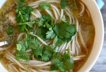 Asian Food - Aziatisch / Asian Food inspiration - Aziatische recepten inspiratie