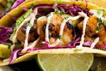 Mexican Food - Mexicaans / Mexican food inspiration - Mexicaanse recepten inspiratie