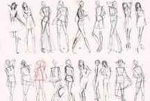 Fashion Illustration Template