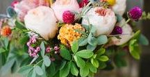 Flowers Flowers Flowers! / Beautiful flower arrangements for your special day.