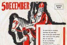 Sinterklaas LP's Vinyl / LP's uit mijn verzameling en gepinde 'sinterklaas'  vinyl platen en singles