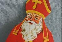 Sinterklaas verzameling / mijn  overige verzameling artikelen
