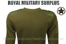 Military Sweaters / The SWEATERS Section presents Tactical Sweaters, Commando Sweaters and Military Sweaters used by Army/Military/Special Forces of USA, Canada, United Kingdom, Germany, France, Russia, Italy, NATO, International Military & Security Forces. Visit our Website at www.royalmilitarysurplus.com