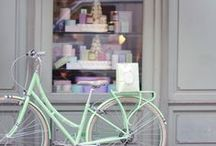 Cycle Chic /Bikes / bike, cycle chic, cycle, bicycle, bike love, love my bike