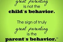 Thoughts on Parenting / by The Good Life Project