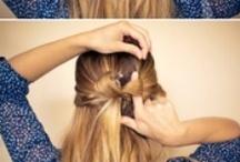 Hair, lots of it!