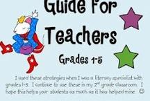 Reading Ideas / by Boyd Teachers