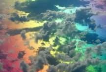 Awesome Scenery / Some of the most beautiful and colorful scenery I've ever seen.