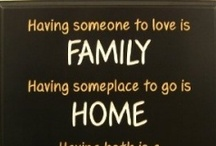 < Home Sweet Home- DIY > / Home, Family, Kiddos / by Beth Gambee