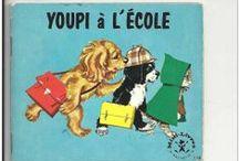 Mini-livres Hachette / Petits livres anciens pour enfants