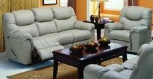 Living Room Inspiration / The latest styles and trends, as well as the timeless classics. We have a great selection of sofas, reclining sofas, leather sofas, loveseats, chairs, recliners, ottomans, recliners, chaises, sectionals, and more.