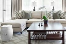 Pattern Play / See which patterns are on trend right now to give your home an updated look and feel.