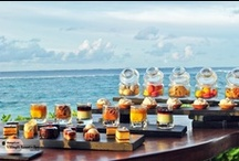 Drinks & Food Delicacies / Best meals and cocktails prepared by the Chefs and Barmen in Shangri-La's Villingili Resort and Spa, Maldives / by Shangri-La 's Villingili Resort & Spa, Maldives