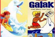 publicités anciennes - former advertisements