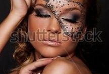 Masquerade Make up ideas