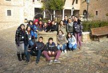 I Encuentro de Centros Jóvenes de Alovera y Sigüenza. / Más información: http://lasalamandrasiguenza.wordpress.com/2013/10/18/i-encuentro-de-centros-jovenes-de-alovera-y-la-salamandra-de-siguenza/
