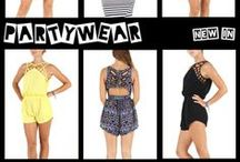 LIP-loves-Partywear  / Celebrate the new year in style with our partywear collection... in store now!