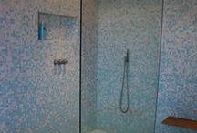Luxury Mosaic Bathrooms / luxury mosaic bathrooms, luxe mozaiek badkamers