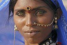ETHNIK FOR EVER / Voyage vers d'autres contrés... Des matières... Des couleurs... Des visages...
