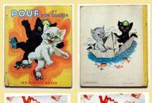Albums roses de Pierre Probst - Editions originales