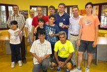 Torneo de Ajedrez de Sigüenza San Juan 2014 / El 28 de junio de 2014 se realizó el Campeonato de Ajedrez de Sigüenza San Juan 2014 de 10 a 14 h . y de 17 a 20 h. en el Parque de la Alameda.