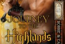Journey to the Highlands-Robbie and Caralyn / Highlander Clan Grant Series #4