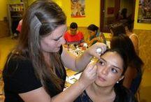 """Taller de auto-maquillaje. / ¿Quieres ponerte guapa después del verano? ¿Te gustaría aprender técnicas de maquillaje y las últimas tendencias? En el taller de auto-maquillaje te enseñamos a sacarte el máximo partido. El 13 de septiembre de 17 a 21 h.  en el C.I.J. """"la Salamandra"""". Impartido por: Estela Pinero Make Up Artist. http://lasalamandrasiguenza.wordpress.com/2014/07/31/taller-de-auto-maquillaje/"""