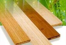 BAMBUSOVÉ PODLAHY / Masivní bambusová podlaha je vlastnostmi srovnatelná s dubovou. Bambus je ekologický, nenáročný na údržbu, odolný vůči vlivům prostředí, vodě i slunečnímu záření, stálobarevný, extrémně tvrdý, ale zároveň pružný. http://podlahove-studio.com/86-bambusove-podlahy