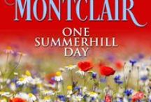 One Summerhill Day / My first contemporary novel set in the Finger Lakes of western New York- Ryan and Caitlyn's story of the Summerhill Series