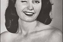 Bettie Page / by Martha Carnwath