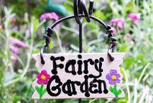 ✨Fairy Garden Magic✨ / Creating miniature fairy gardens.  / by Toto