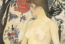 Jugendstil / Art nouveau / Szecesszió