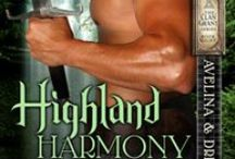 Highland Harmony / Clan Grant #8- Avelina and Drew