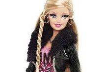 barbie costume / les barbies sont toujours belle