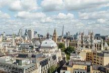 LONDON. / London, I'm in love