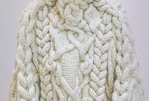 Knits / Lovely chunky cozy knitted clothing items