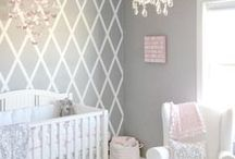 Nursery Inspiration / We're obsessed with nurseries here at Stork and Fox. Enjoy the inspiration!