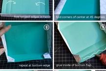 Papír, origami