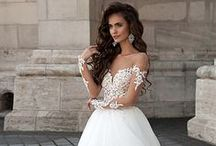 Wedding Dresses for the Bride / Obviously the most important and noticed element of the day!!!