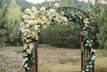 Wedding Decor / Create the Setting and Ambiance the way you'd like it, for your Special Day!