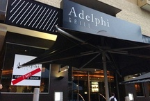 Adelphi Grill is open! / Adelphi Grill is now open at the Parmelia Hilton Perth. Serving breakfast, lunch and dinner.  We are open Monday to Friday 6:30am to late and Saturday, Sunday and public holidays 7:00am to late.