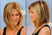 Medium Length Hair Styles / Hair