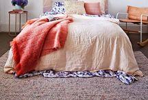 Bedroom ideas / by Shawna Hart