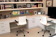 Office ideas / by Shawna Hart