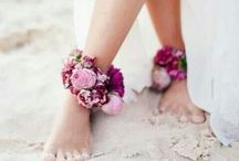 Beach Wedding / The perfect beach wedding ideas