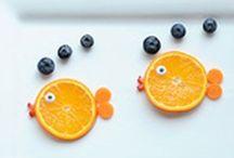 Fun food ideas / by Shawna Hart